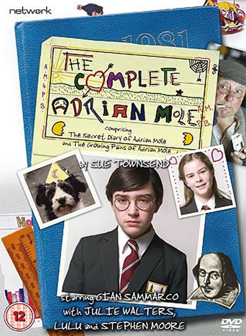 Adrian Mole: The Complete Series