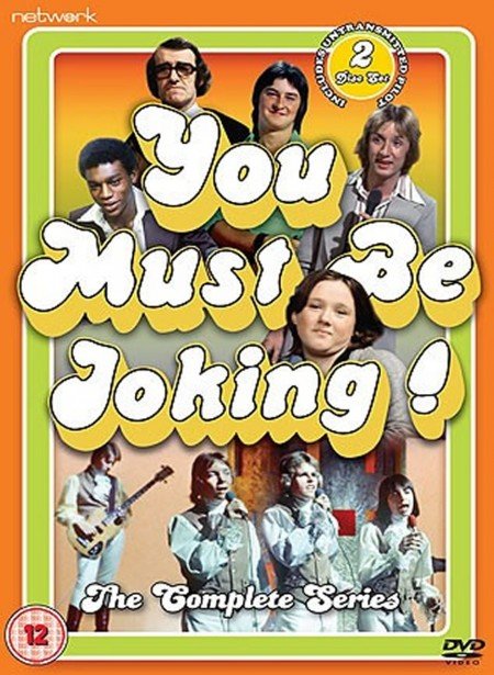 You Must Be Joking!: The Complete Series