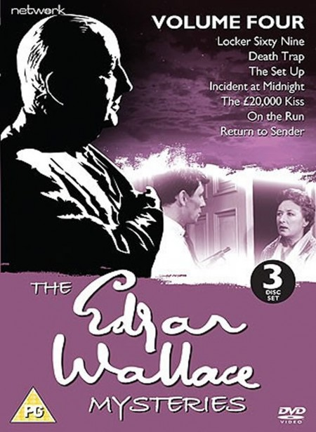 Edgar Wallace Mysteries: Volume 4