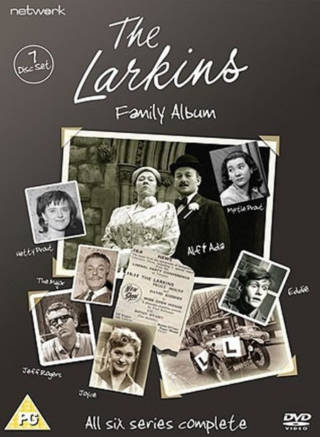 Larkins (The): The Complete Series