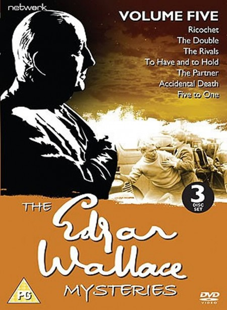 Edgar Wallace Mysteries: Volume 5