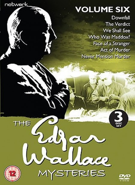 Edgar Wallace Mysteries: Volume 6
