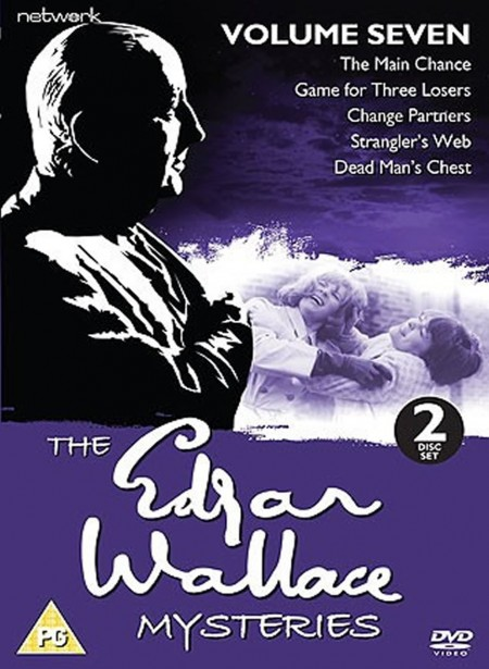 Edgar Wallace Mysteries: Volume 7