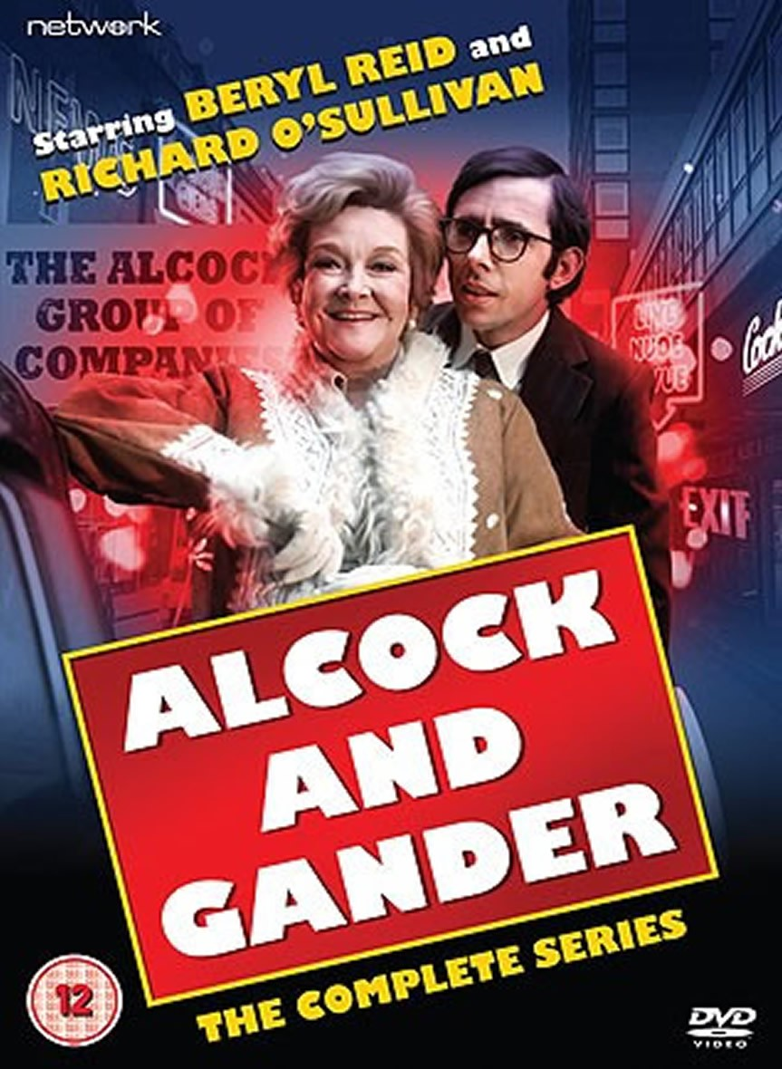 Alcock and Gander: The Complete Series