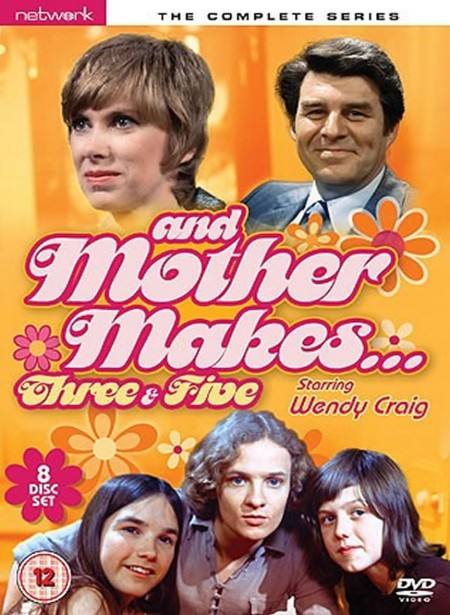 And Mother Makes Three/Five: The Complete Series