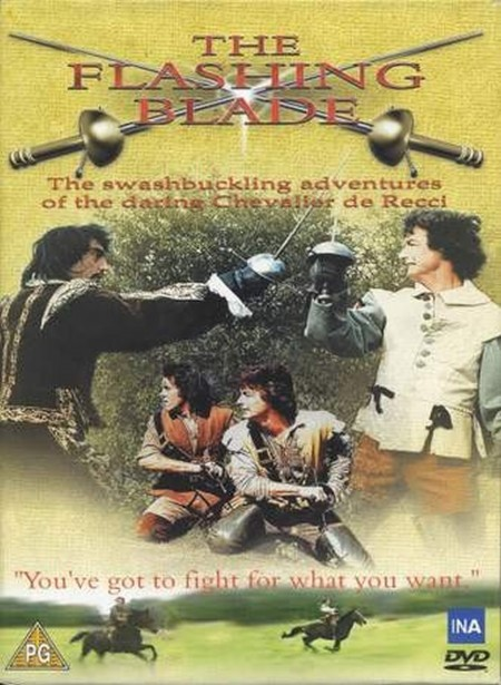 Flashing Blade (The): The Complete Series