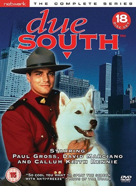 Due South: The Complete Series