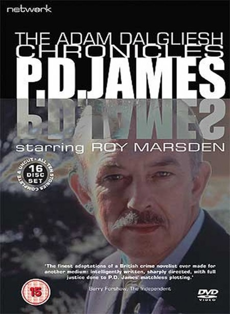 PD James: The Adam Dalgliesh Chronicles