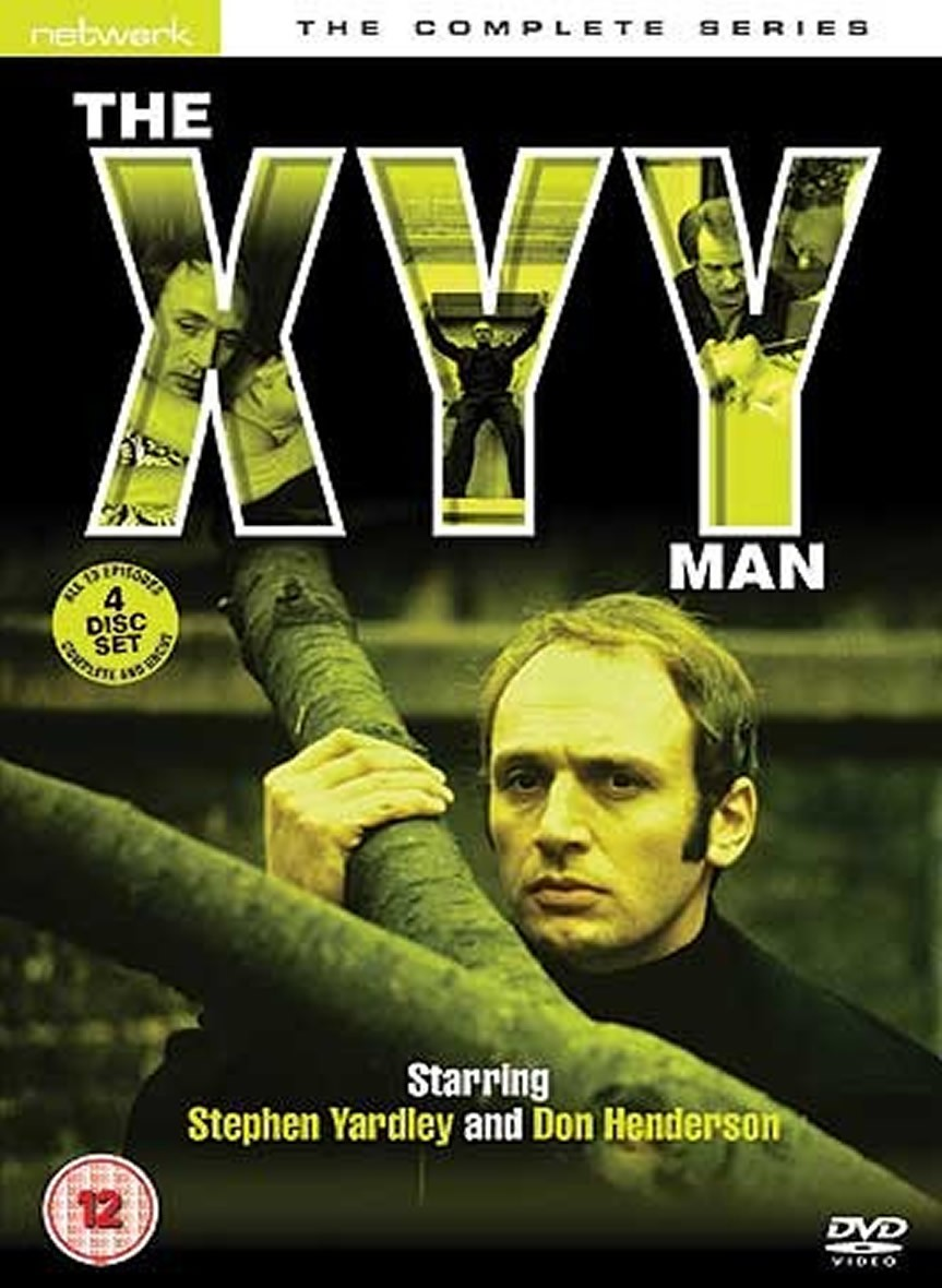 XYY Man (The): The Complete Series