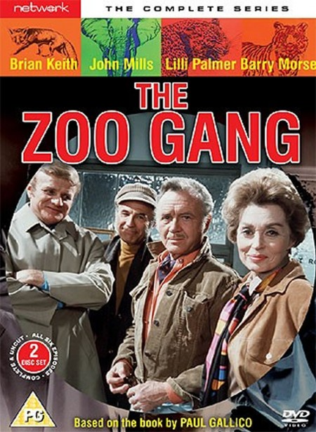 Zoo Gang (The): The Complete Series