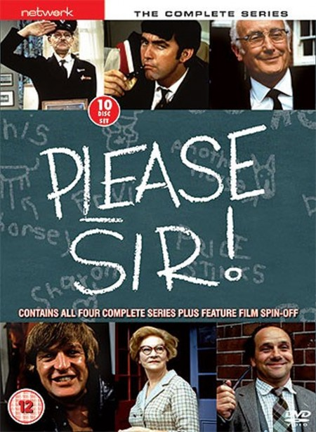 Please Sir!: The Complete Series (with film)