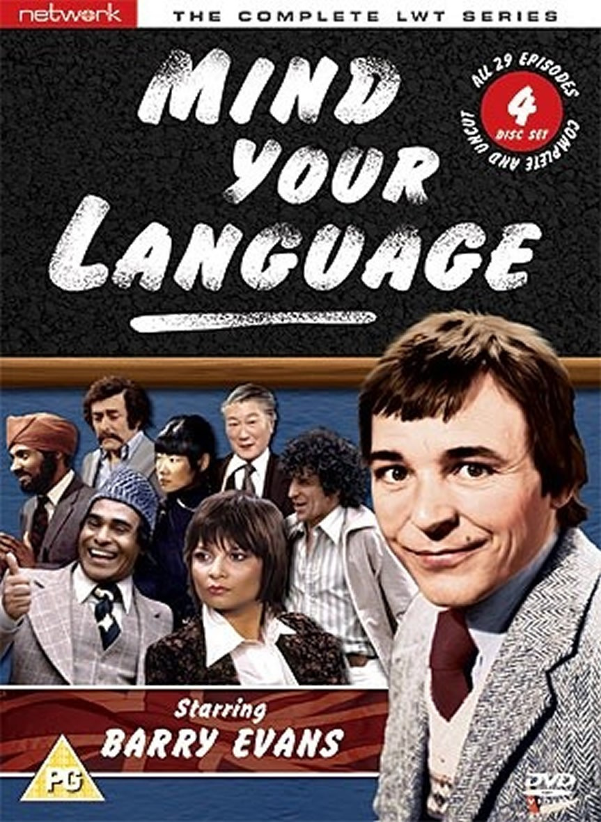 mind your language the complete series network on air. Black Bedroom Furniture Sets. Home Design Ideas