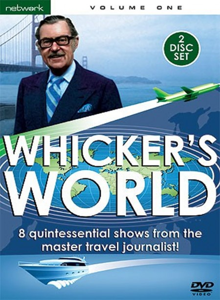 Whicker&#39s World: Volume 1