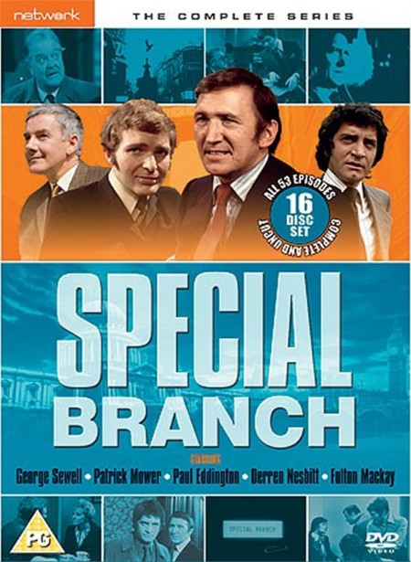 Special Branch: The Complete Series