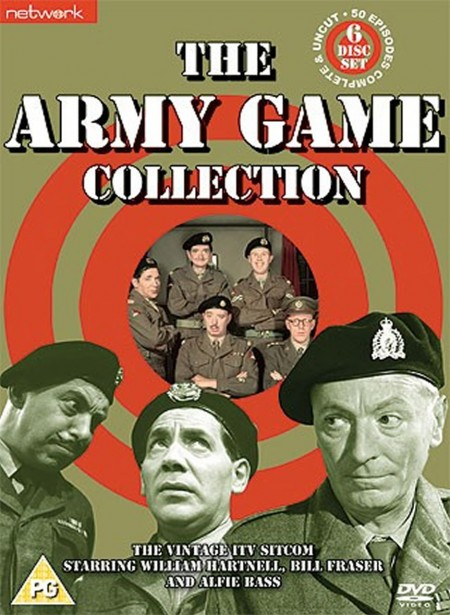 Army Game Collection (The)