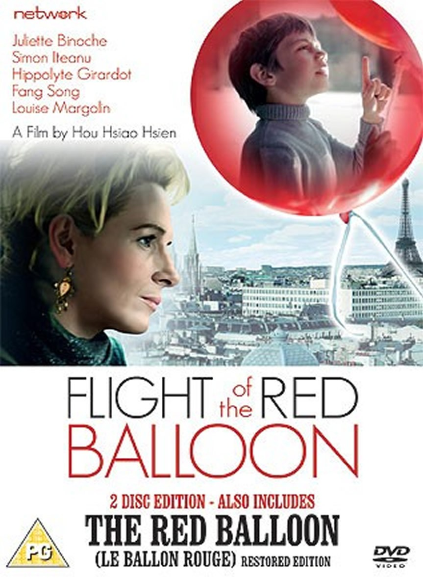 Flight of the Red Balloon: 2-Disc Edition