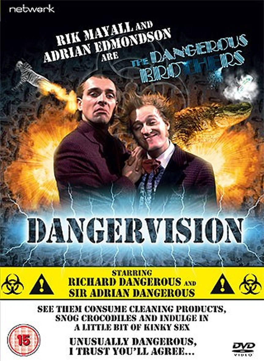 Dangerous Brothers (The): Dangervision