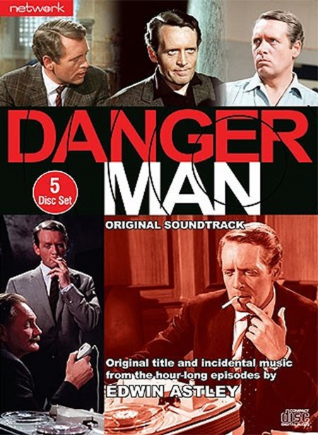 Danger Man Hour Long Episodes: Original Soundtrack