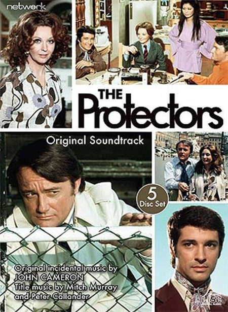 Protectors (The): Original Soundtrack