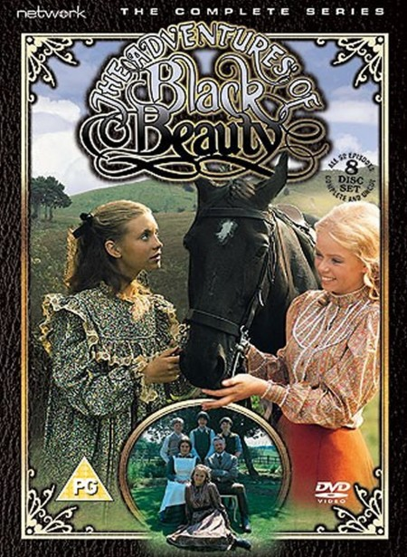 Adventures of Black Beauty (The): The Complete Series