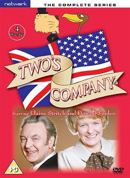 Two&#39s Company: The Complete Series
