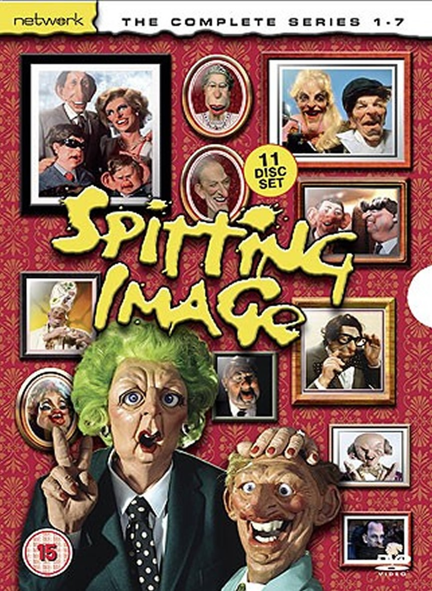 Spitting Image: The Complete Series 1 to 7