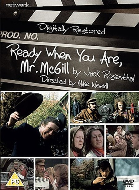 Ready When You Are, Mr. McGill