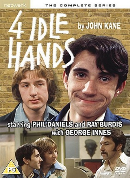 4 Idle Hands: The Complete Series