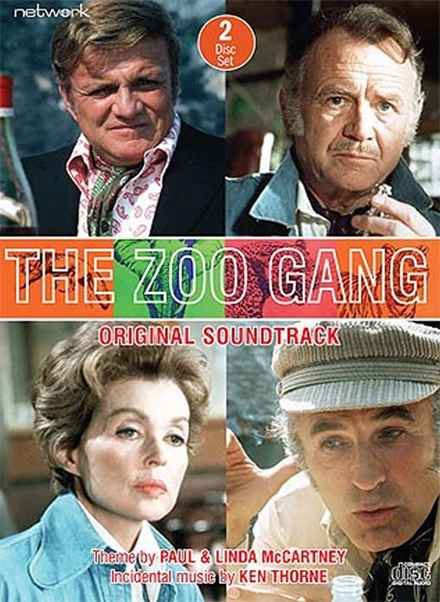 Zoo Gang (The): Original Soundtrack