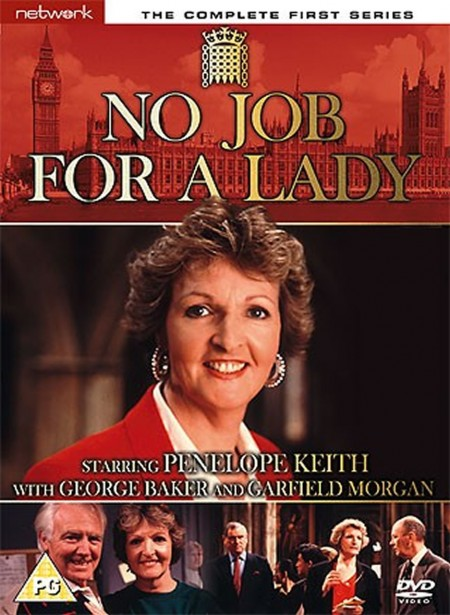 No Job for a Lady: The Complete Series 1
