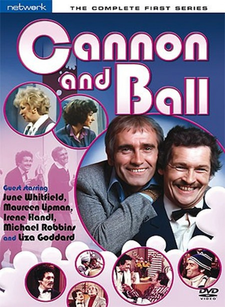 Cannon and Ball: The Complete Series 1