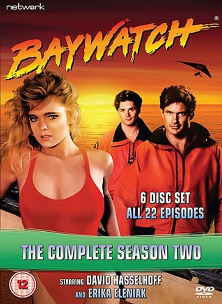 Baywatch: The Complete Season 2