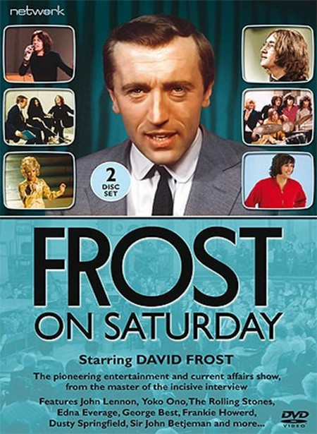 Frost on Saturday