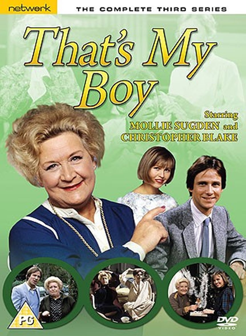 That&#39s My Boy: The Complete Series 3