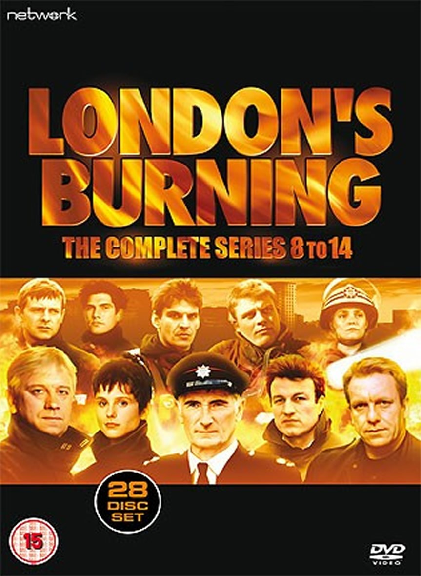 London&#39s Burning: The Complete Series 8 to 14