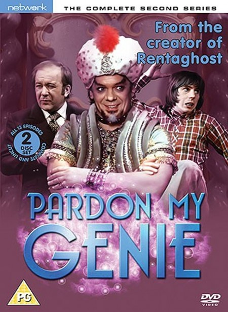 Pardon My Genie: The Complete Series 2