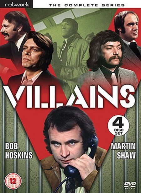 Villains: The Complete Series