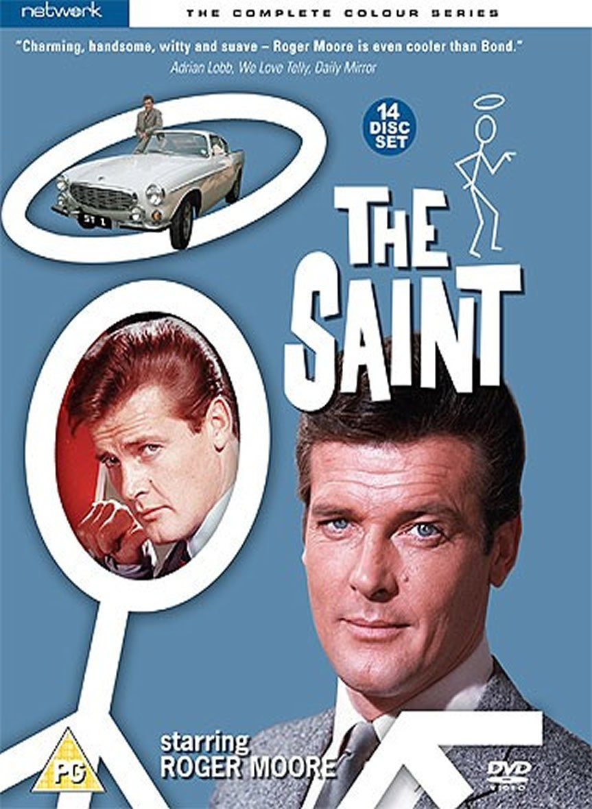 Saint (The): The Complete Colour Series