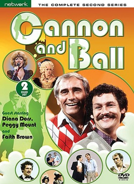 Cannon and Ball: The Complete Series 2