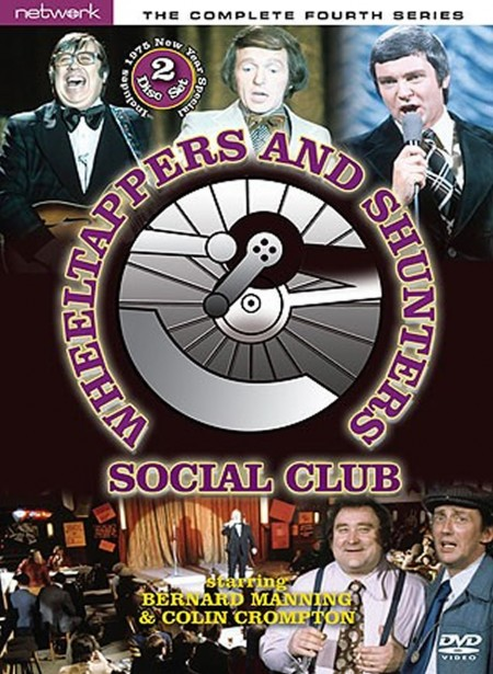 Wheeltappers and Shunters Social Club (The): Complete Series 4