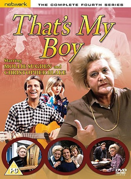 That&#39s My Boy: The Complete Series 4