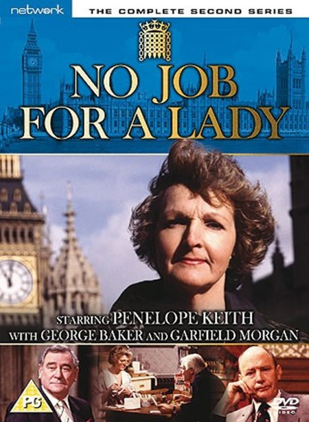 No Job For a Lady: The Complete Series 2
