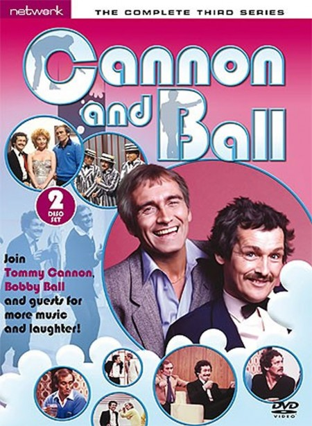 Cannon and Ball: The Complete Series 3