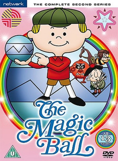 Magic Ball (The): The Complete Series 2