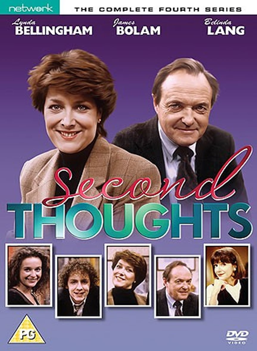 Second Thoughts: The Complete Series 4