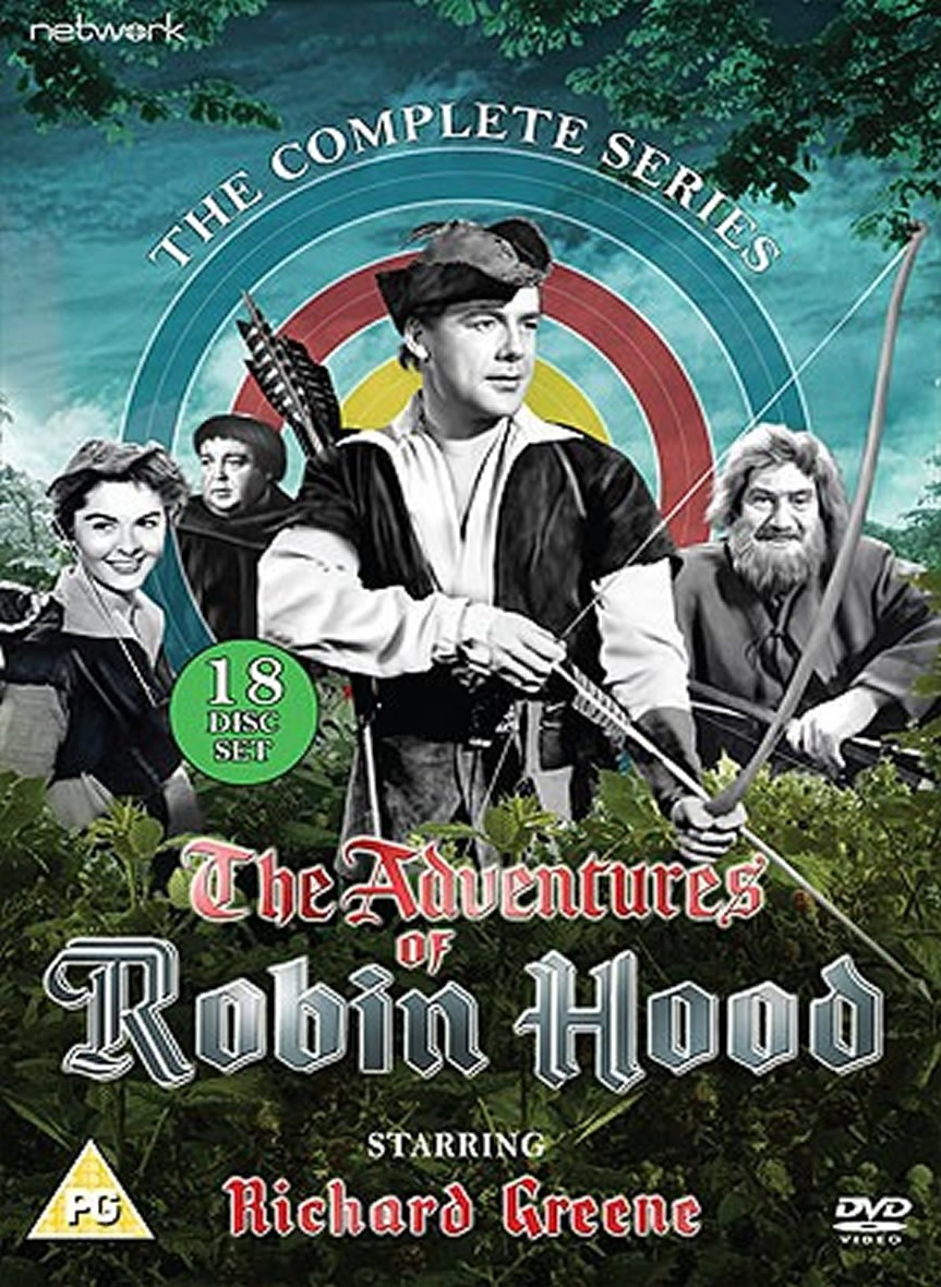 Adventures of Robin Hood (The): The Complete Series