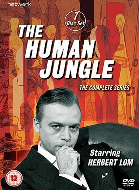 Human Jungle (The): The Complete Series