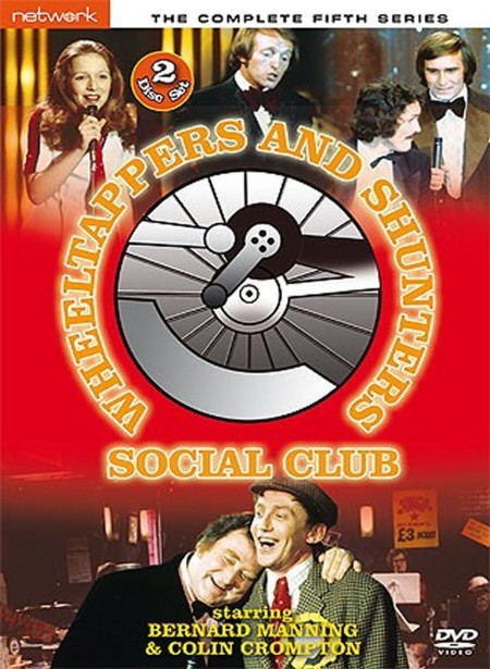 Wheeltappers and Shunters Social Club (The): Complete Series 5