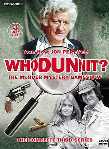 Whodunnit?: The Complete Series 3