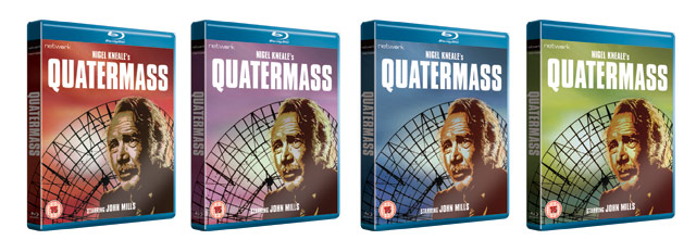 Quatermass Limited Edition